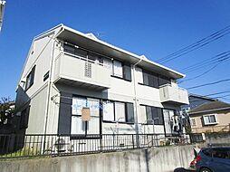 神奈川県厚木市鳶尾2丁目の賃貸マンションの外観