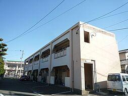 七隈コーポ[203号室]の外観