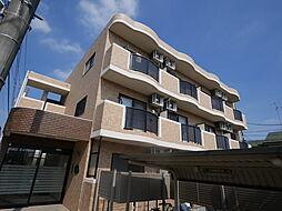 神奈川県座間市立野台1丁目の賃貸マンションの外観