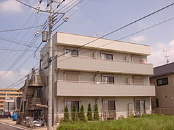 ヴィクトワール新鎌ケ谷[3階]の外観