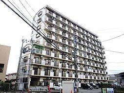 豊国スカイマンション国分[308号室]の外観