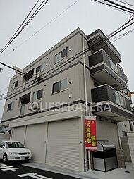 大阪府大阪市鶴見区横堤1丁目の賃貸マンションの外観