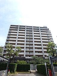 大阪府豊中市曽根東町6丁目の賃貸マンションの外観