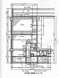 第3浮羽ビル[208号室]の間取り