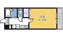 ハイツ東雲ビーハイブ[1階]の間取り