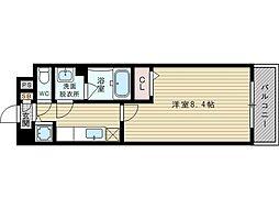 ベルマノワール[2階]の間取り