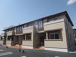 京王線 多磨霊園駅 徒歩18分の賃貸アパート