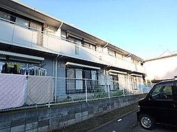 埼玉県さいたま市中央区八王子4丁目の賃貸アパートの外観