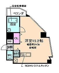 匠空TOYONAKA[5階]の間取り