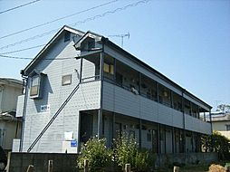 浦川アパート[207号室]の外観