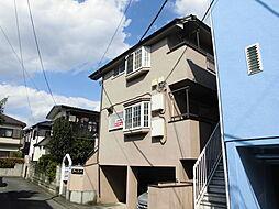 埼玉県入間市高倉1丁目の賃貸アパートの外観