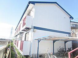 神奈川県海老名市国分北1丁目の賃貸アパートの外観