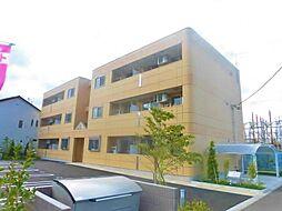 神奈川県藤沢市土棚の賃貸マンションの外観