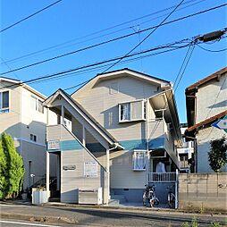 千葉県市川市塩焼4丁目の賃貸アパートの外観