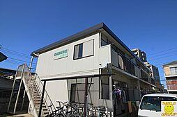 千葉県船橋市本町7丁目の賃貸アパートの外観