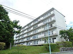 滋賀県大津市美空町の賃貸マンションの外観