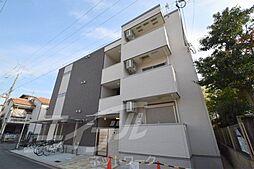大阪府吹田市内本町3丁目の賃貸アパートの外観