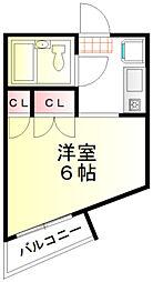 毛呂駅 2.3万円