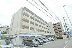 大阪府箕面市瀬川5丁目の賃貸マンションの外観