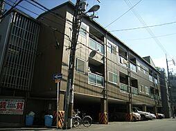 フラッツ江戸堀[3階]の外観