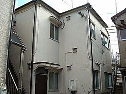 東京都世田谷区桜上水4丁目の賃貸アパートの外観