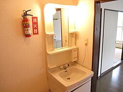 洗面,2LDK,面積46.2m2,賃料4.3万円,,,北海道石狩市花川南三条1丁目
