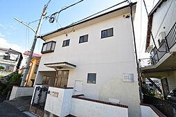 阪急千里線 豊津駅 徒歩15分の賃貸アパート