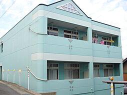 愛知県豊田市平戸橋町太戸の賃貸アパートの外観