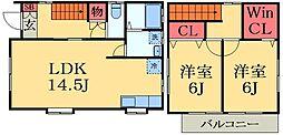 [一戸建] 千葉県市原市国分寺台中央4丁目 の賃貸【/】の間取り