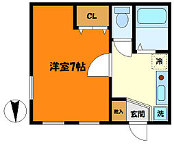 小田急小田原線 鶴川駅 バス15分 やくし台センター下車 徒歩2分の賃貸アパート