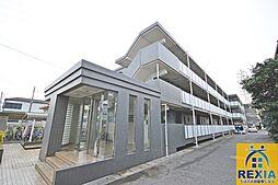 千葉県習志野市鷺沼台4丁目の賃貸マンションの外観