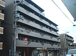 大阪府豊中市曽根西町1丁目の賃貸マンションの外観