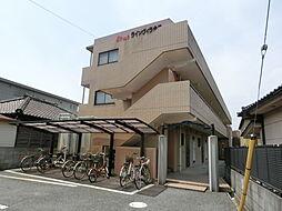 千葉県千葉市中央区今井3丁目の賃貸マンションの外観