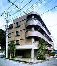 神奈川県横浜市港北区日吉5丁目の賃貸マンションの外観