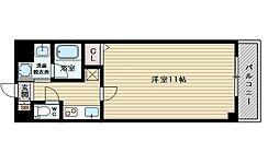 エスポアール2[7階]の間取り
