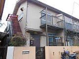 千葉県市川市国分5丁目の賃貸アパートの外観