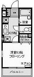 ラマージュMORIYAMA[1階]の間取り