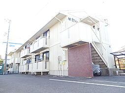 滋賀県守山市吉身5丁目の賃貸アパートの外観