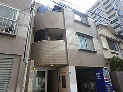 福岡県福岡市博多区古門戸町の賃貸アパートの外観
