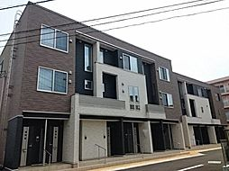 多摩都市モノレール 甲州街道駅 徒歩10分の賃貸アパート