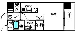 プライムアーバン博多東[10階]の間取り