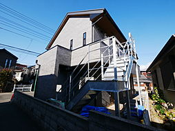 JR横浜線 菊名駅 徒歩3分の賃貸アパート