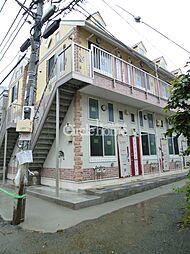 ラフィーネ新子安[103号室]の外観
