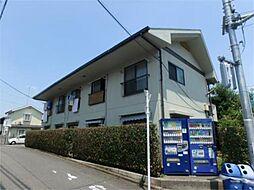 東京都多摩市東寺方の賃貸マンションの外観