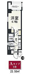 KOBAYASHI YOKOビル[4階]の間取り