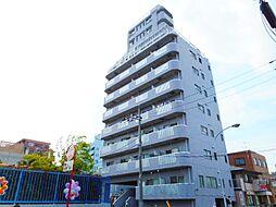 神奈川県大和市大和東1丁目の賃貸マンションの外観
