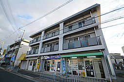 大阪府堺市西区鳳西町1丁の賃貸アパートの外観