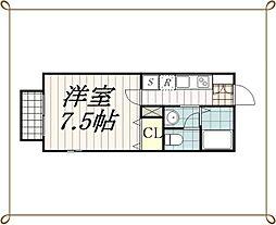 Maison Des Rois(メゾン デ ロワ)[1階]の間取り