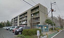 北野田グリーンハイツC棟[1階]の外観