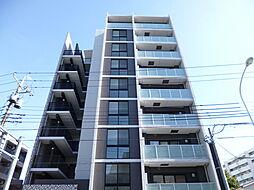 プリムベール新田[2階]の外観
